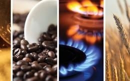 Thị trường hàng hóa ngày 9/8: Giá dầu và sắt thép sụt mạnh, cao su lên cao nhất 3 tuần