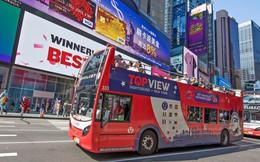 Nếu lần đầu tiên đặt chân tới New York, đừng bỏ qua các tour du lịch xe buýt độc quyền xung quanh thành phố