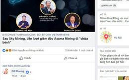 Rộ thông tin công ty tiền ảo Asama Mining sắp sụp đổ giống Sky Mining