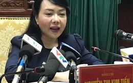 Bộ trưởng Bộ Y tế Nguyễn Thị Kim Tiến trải lòng nhân dịp năm mới