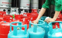 Gas tăng 10.000 đồng/bình 12kg từ hôm nay 1-9