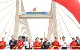 Thủ tướng cắt băng khánh thành tuyến đường cao tốc Hạ Long - Hải phòng