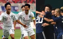 """Olympic Nhật Bản không """"có cửa"""" tranh vô địch với Hàn Quốc?!"""