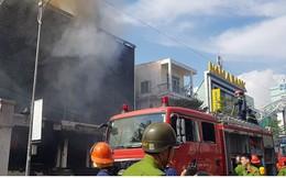 """Vụ cháy lớn ở Đà Nẵng: Quán bar liên quan đến """"Vũ nhôm""""?"""