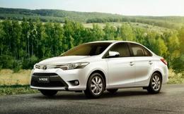 Top 10 ô tô bán chạy nhất tháng 8/2018, Toyota Vios lấy lại ngôi vương