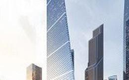 Tòa nhà 'siêu mỏng' cao 404 m trên diện tích chỉ 32 m2 sắp xuất hiện ở Nga