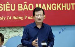 Chủ động ứng phó 'siêu bão' Mangkhut