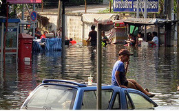 Bão Mangkhut có thể gây ngập lụt tại 8 tỉnh của Thái Lan