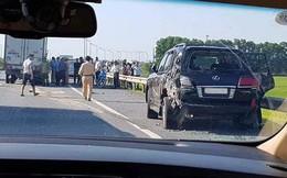 Xe Lexus biển tứ quý 8 bị đâm bẹp, tài xế tử vong: Của đại gia khoáng sản