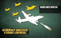 Bị cáo buộc ép máy bay Nga vào vùng nguy hiểm để bị bắn rơi, Israel muốn cử Tư lệnh Không quân tới Moscow giải thích
