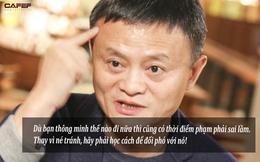 Lời khuyên của Jack Ma: 20, 30 tuổi vẫn còn nhiều điều để học nên đừng lao đầu vào kiếm tiền, đây mới là việc bạn cần làm!