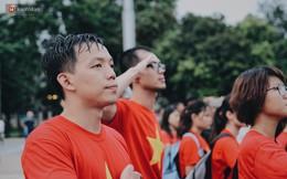 Xúc động lễ chào cờ thiêng liêng nhất trong năm tại Quảng trường Ba Đình lịch sử