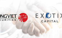 Chứng khoán Rồng Việt thành đối tác của Exotix Capital - ngân hàng đầu tư Anh quốc