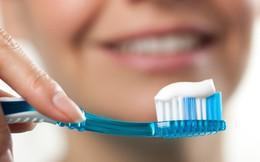 Đánh răng đúng cách có thể giảm 80% nguy cơ mắc bệnh răng miệng, bao gồm cả ung thư miệng