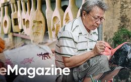 Đèn kéo quân, đầu lân, mặt nạ... những món đồ chơi Trung Thu năm xưa qua hàng thập kỷ được giữ vẹn nguyên nhờ những nghệ nhân kỳ lạ giữa Thủ đô