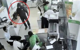 TP.HCM cảnh báo tình trạng cướp ngân hàng