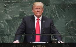 """Khoe nước Mỹ đạt tiến bộ phi thường, ông Trump """"bẽ mặt"""" nhận tràng cười của đại biểu LHQ"""
