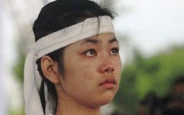 Người dân quê nhà rơi lệ xem Lễ truy điệu Chủ tịch nước Trần Đại Quang