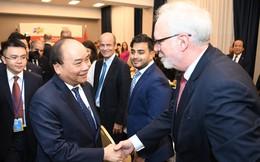"""Thủ tướng gặp 40 tập đoàn lớn của Mỹ: """"Chúng tôi hồi hộp muốn biết các bạn muốn làm ăn gì, mở rộng như thế nào ở Việt Nam"""""""