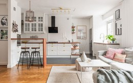 Học cách thiết kế căn hộ 66m2 hiện đại, tiện nghi cho gia đình trẻ