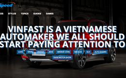 Xe Vinfast là kết quả có hậu cho giấc mơ công nghiệp ô tô hơn 20 năm của Việt Nam?