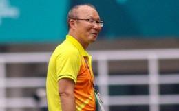 HLV Park Hang-seo giải mã nụ cười gây tranh cãi trong trận bán kết với Hàn Quốc