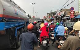 Người dân ùn ùn trở lại Sài Gòn sau lễ