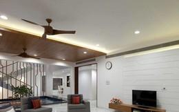 Ngôi nhà có thiết kế hiện đại, sáng tạo