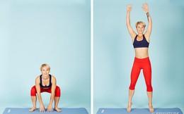 Không cần đến phòng tập gym, 5 bài tập đơn giản có thể thực hiện tại nhà này sẽ giúp bạn lấy lại phong độ sau kỳ nghỉ lễ