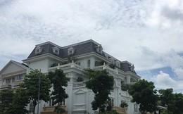 """Biệt thự """"khủng"""" phá vỡ quy hoạch các khu đô thị mới ở Hà Nội"""