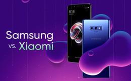 Long hổ tranh đấu: Cuộc chiến khốc liệt giữa Samsung và Xiaomi nhằm tranh giành thị trường tiềm năng nhất thế giới