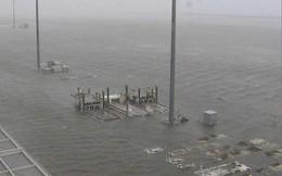 Sân bay Nhật Bản chìm trong biển nước khi siêu bão mạnh kỷ lục đổ bộ