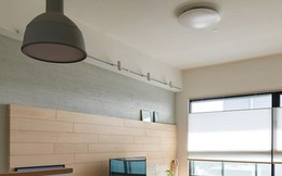 Căn hộ 80 m2 trang trí tối giản mà thân thiện