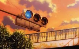 Đến Nhật Bản suốt nhưng bạn có thắc mắc đèn giao thông ở Nhật có màu xanh lam thay vì màu xanh lục?