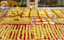 Giá vàng tăng mạnh trở lại
