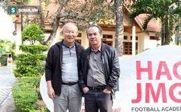 """Ba lần xuất ngoại mời thầy & lời hứa """"ngàn vàng"""" của bầu Đức với HLV Park Hang-seo"""
