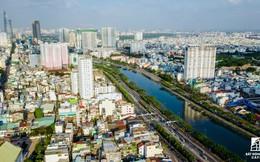 Toàn cảnh con đường đắt đỏ bậc nhất trung tâm Sài Gòn nhìn từ trên cao