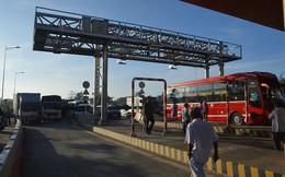 Ô tô chặn trạm BOT Sóc Trăng, giao thông tê liệt từ sáng sớm