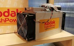 Cận cảnh chiếc máy đào bitcoin 3.400 USD gây sốt của hãng máy ảnh Kodak