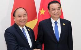 Thủ tướng Nguyễn Xuân Phúc mời Thủ tướng Trung Quốc thăm Việt Nam tháng 3 tới