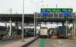 Tròn 1 tháng xả trạm theo lệnh Thủ tướng, BOT Cai Lậy vẫn chưa thu phí trở lại
