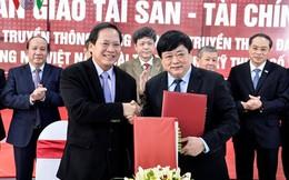 Bàn giao tài sản-tài chính Đài VTC từ Bộ TT&TT, Tổng công ty VTC về VOV
