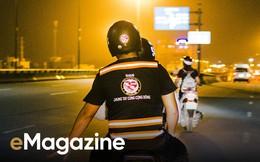 Những chàng trai bao đồng trong biệt đội cứu hộ miễn phí lúc nửa đêm ở Sài Gòn: Chuyện nhỏ xíu thôi mà!