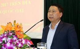 Công an Hà Nội thông tin về việc Chủ tịch huyện Quốc Oai mất tích