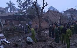 Nổ kinh hoàng ở Bắc Ninh lúc rạng sáng khiến 2 cháu bé tử vong, hàng chục ngôi nhà bị san phẳng