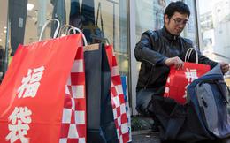 Lucky Bag - truyền thống lì xì đầu năm dành riêng cho người Nhật của các thương hiệu