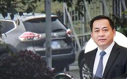 """Video: Đoàn xe chở Vũ """"nhôm"""" từ sân bay Nội Bài"""