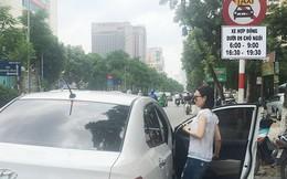 Sẽ phạt lỗi kép khi Uber, Grab đi vào phố cấm taxi