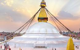 Đại bảo tháp Boudhanath và những điều huyền diệu
