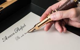 Câu chuyện lịch sử đằng sau những cây bút viết chế tác thủ công nổi tiếng thế giới